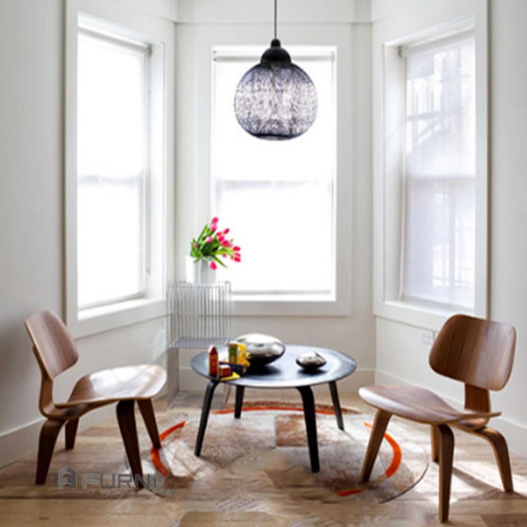 Bộ bàn ghế gỗ thư giãn, cao cấp