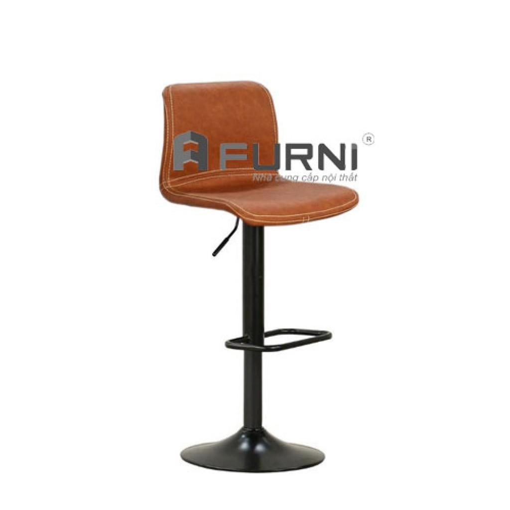 Ghế bar lưng cao bọc nệm
