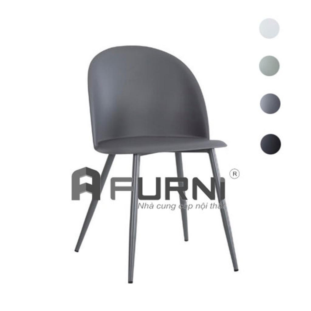 Ghế ăn thân nhựa 4 màu